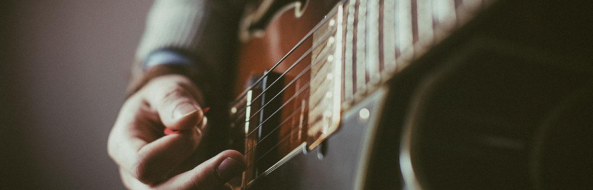 Jak zacząć improwizować na gitarze, czyli czym jest i do czego służy pentatonika