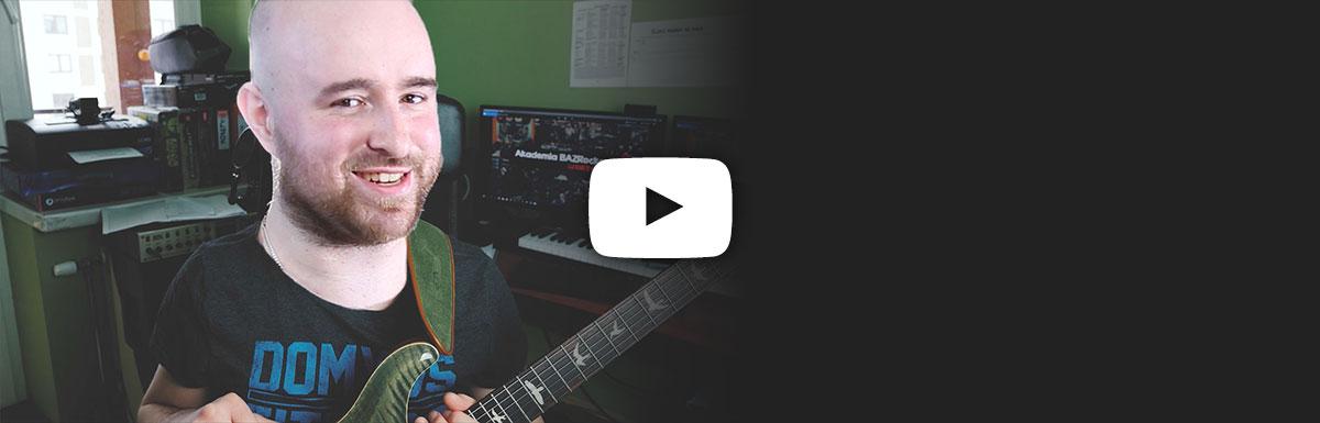 Jak ćwiczę na gitarze (gościnnie Bazok)