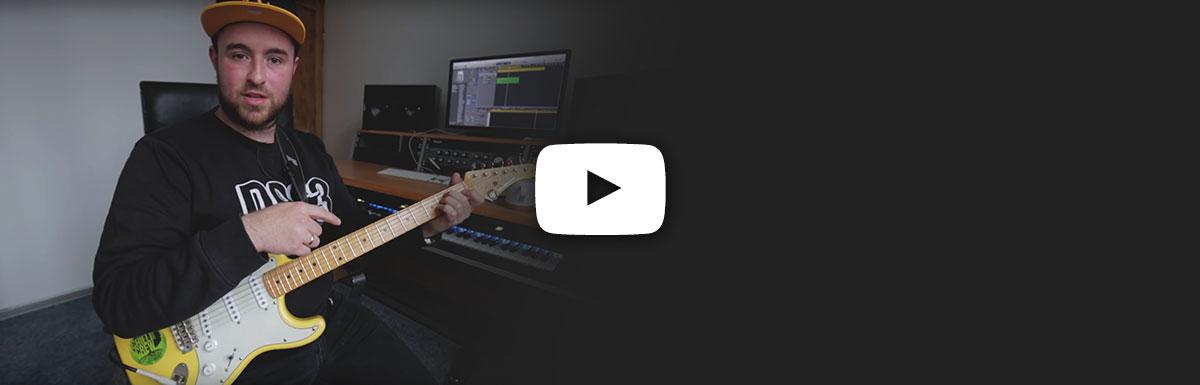 Sekret tworzenia pięknych melodii, czyli jak wykorzystać trójdźwięki na gitarze
