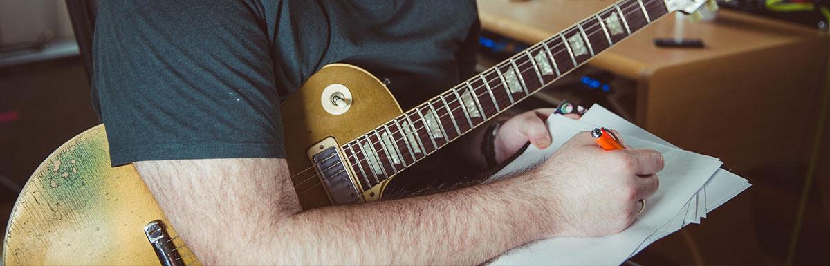 Idealny plan ćwiczeń na gitarze