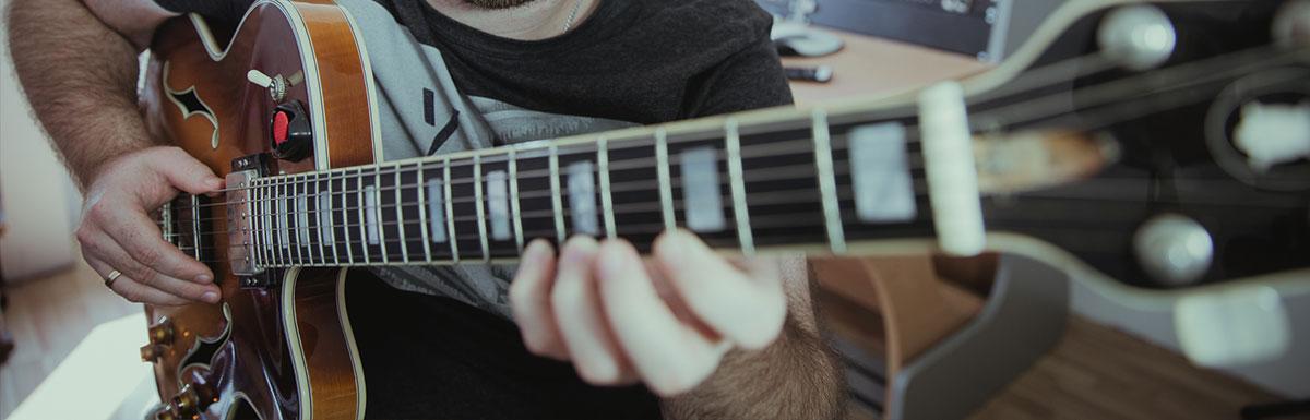 Fundamentalne zasady techniki gitarowej