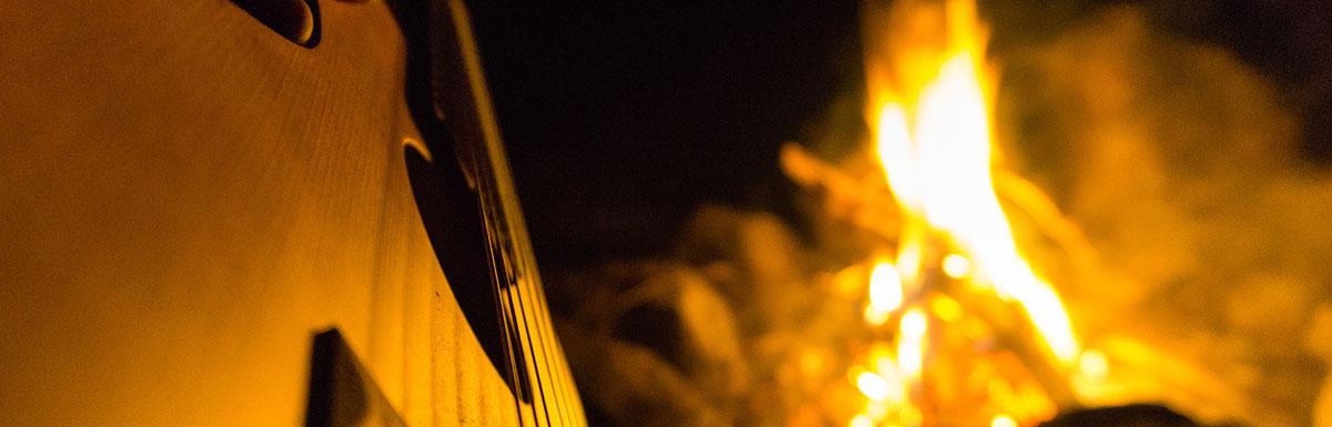Ognisko na kilka gitar, czyli jak wspólnie muzykować